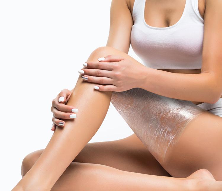 Body Wrap Behandling